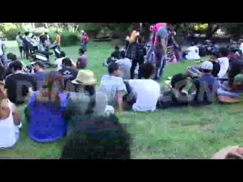 """Street talent"" held in Tunis"