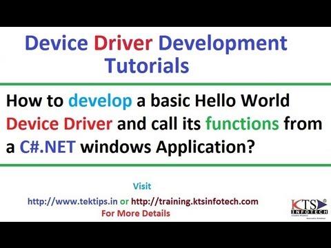 Device driver|windows driver development|mass storage device driver|install windows from windows