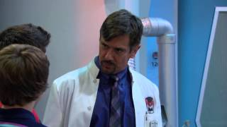 Могучие медики - Сезон 1 серия25 - Мы спасаем тех, кто спасает мир. Часть 1 | Сериал Disney