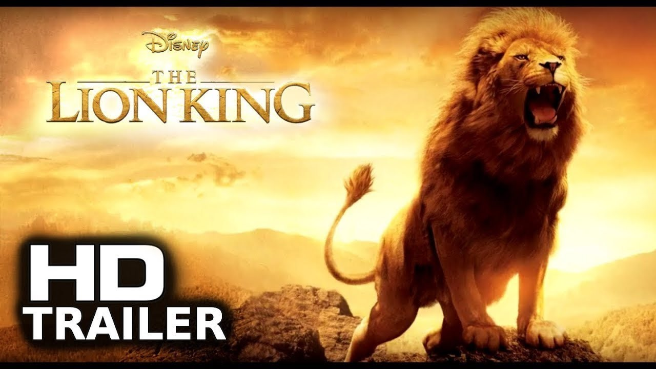 The Lion King 2019 First Look Trailer Beyoncé Live Action