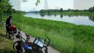 Elbe - eine Radtour von Magdeburg nach Tschechien