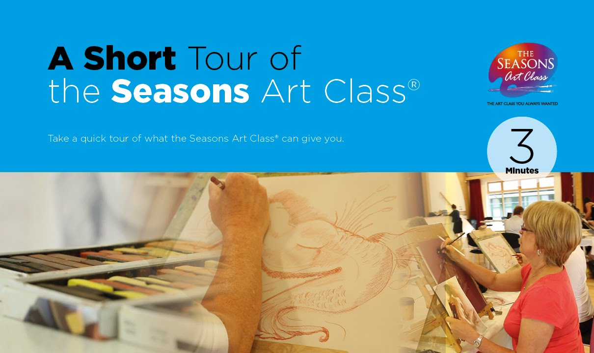 58df68d3f034 Introduction to Seasons Art Classes - YouTube