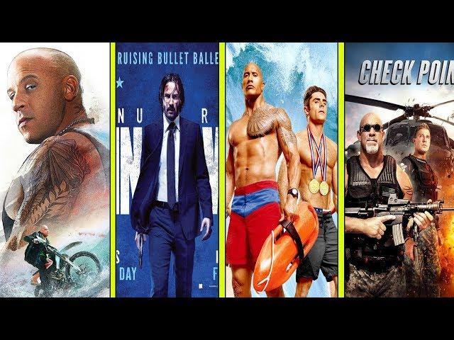 أفضل 6 افلام أكشن لعام 2017 || Top 10 Motion Movies