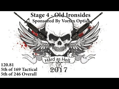 20171201 - Hard As Hell - Stage 4: Old Ironsides - By Vortex Optics