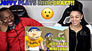 SML MOVIE: JEFFY PLAYS MINECRAFT REACTION! thumbnail