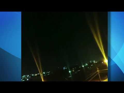 Impressionante: vídeo registra intensos raios em vitória de Santo Antão