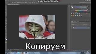 |Видео-Урок №1|Как создать еффект карандаша в Photoshop CS6|