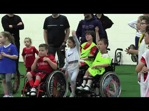 LDSA Sports Day 2021 with Jamie Carragher