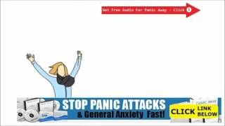 Panic Attack Treatment Self Help