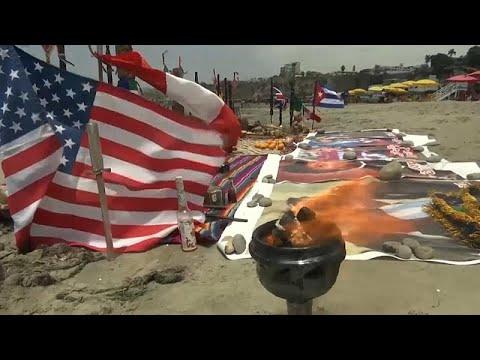Schamane Spricht: So Geht Die US-Wahl 2020 Aus