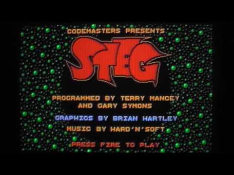 Let's Compare: Steg the Slug (C64/CPC/Spectrum/ST/Amiga)