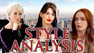 the devil wears prada style analysis ☕
