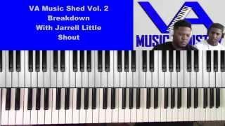 VA Music Shed Vol. 2 Breakdown With Jarrell Little (Shout)