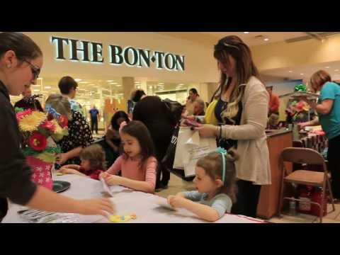 Wyoming Valley Mall Mad Hatter Tea Party