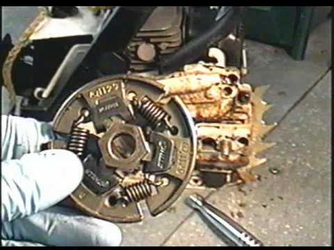 stihl ms 180 chainsaw clutch removal installation youtube Stihl MS250C Spring stihl ms 180 chainsaw clutch removal installation