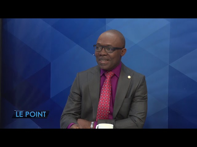 LE POINT : Wendell THEODORE reçoit le Dr Laurent Beauge, (25/03/2020)