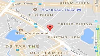 Cho Thuê Chung Cư 2 Phòng Ngủ Và Khách Sàn Gỗ Đầy Đủ Đồ Dt 45-65M2 Mặt Phố Đông Các, Ô Chợ Dừa...