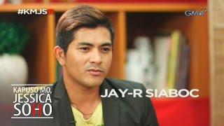 Kapuso Mo, Jessica Soho: Jay-R Siaboc, nagsalita na tungkol sa bintang sa kanya bilang drug pusher