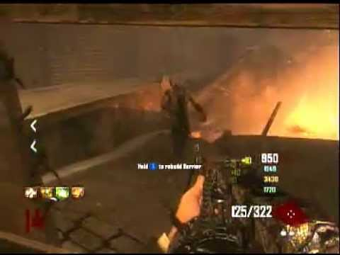 Town Survival Gameplay Black Ops 2 Ray Gun Mark 2 Pack a Punched