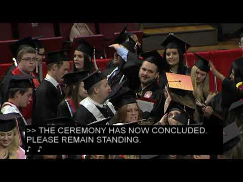 Illinois State University Spring Commencement - College of Arts and Sciences