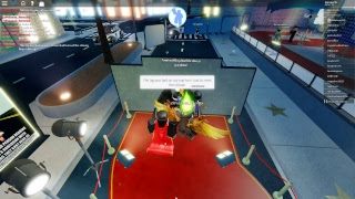 Roblox: Playing games with fans and randoms :)