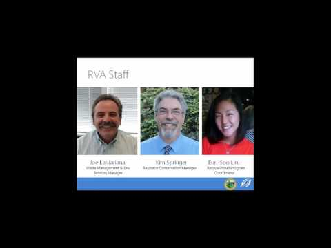 San Mateo County Recycleworks Webinar-Recording-11-18-2015