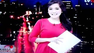 Cantiknya PUTRI VIOLLA (presenter tv one) 4