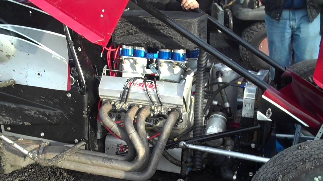 410 Sprint Car Engine Tuning Youtube