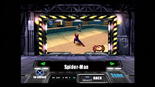 PlayStation Underground Jampack Summer 2K Part 4 - Spider-Man