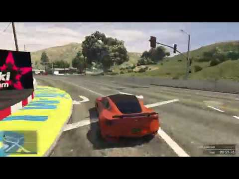 GTA Online Race: Casino Speedway - link in descritpion