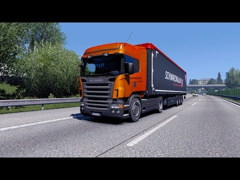 ETS 2 - SCANIA R420 Euro 5 - Trip: Piła - Hannover
