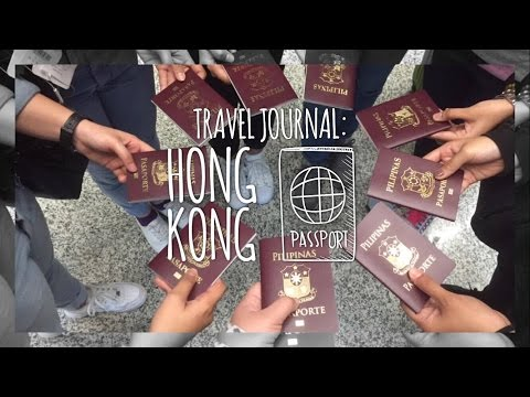 TRAVEL JOURNAL: Hong Kong (Day 1) #WhereTheBsAre