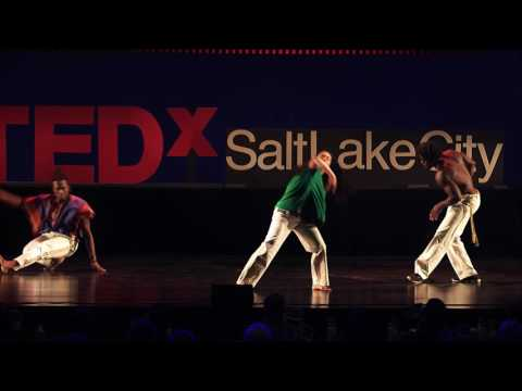 Capoeira: Martial Arts Meets Music & Dance | Salt Lake Capoeira | TEDxSaltLakeCity