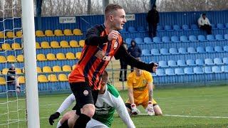 U21. Shakhtar 5-0 Oleksandriia. Highlights (16/11/2017)