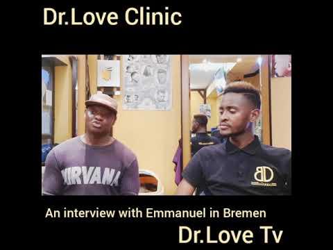 Interview with Emmanuel weather in Bremen