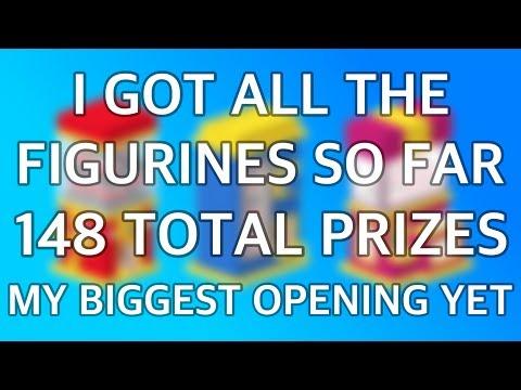 """Disney Crossy Road """"Huge Prize Opening #8!"""" (60 FPS)"""