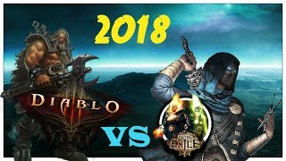 Diablo 3 or Path of Exile in 2018