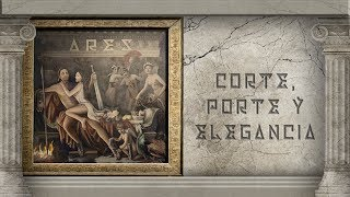 Arcangel J Balvin Corte, Porte y Elegancia Lyric Video