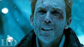 Доктор Манхэттен уничтожает Роршаха. Хранители.