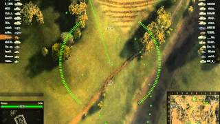 Спалился деревом (World of Tanks)