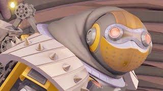 TOBOT English | 407 Tunnel Teamwork | Season 4 Full Episode | Kids Cartoon | Videos for Kids