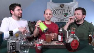 Whiskey Sour And Dr. Jack Cocktails