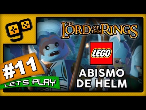 Let's Play: Lego Lord of The Rings - Parte 11 - Abismo de Helm