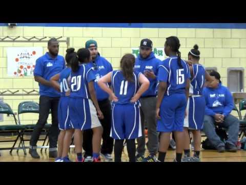 NYCMSBL Bronx JV Girls Final 2016