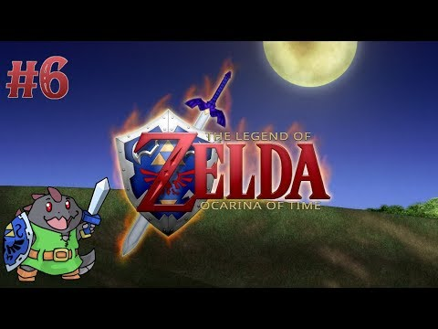 [LIVE]  The Legend of Zelda: Ocarina of Time 100% Run! | Part 6, Finale! | Come hang out with us!
