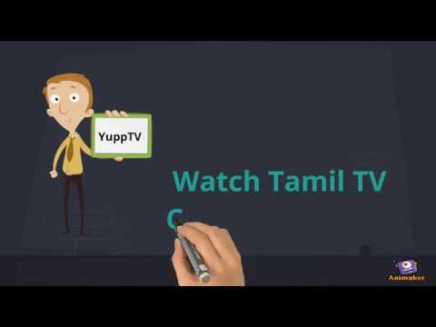 Watch Tamil TV Channels Live Online