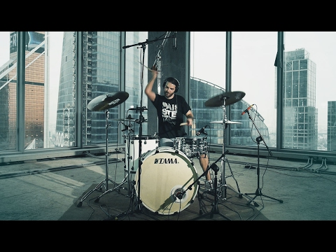 Rage Against The Machine - Bulls On Parade - drum cover by Dmitry Frolov