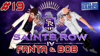 Fanta et Bob dans SAINTS ROW 4 - Ep. 19
