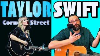 Guitarist REACTS to Taylor Swift CORNELIA STREET LIVE