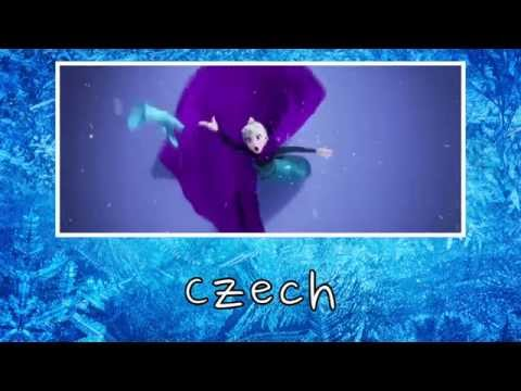 Frozen - Let It Go   Male One-Line Multilanguage